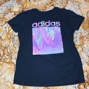 🔥FLASH SALE🔥 Adidas Hologram Tee